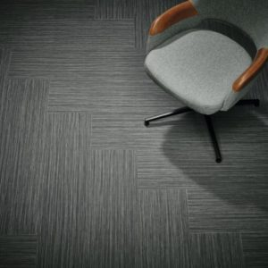 Flotex Planks Seagrass 111004 Charcoal